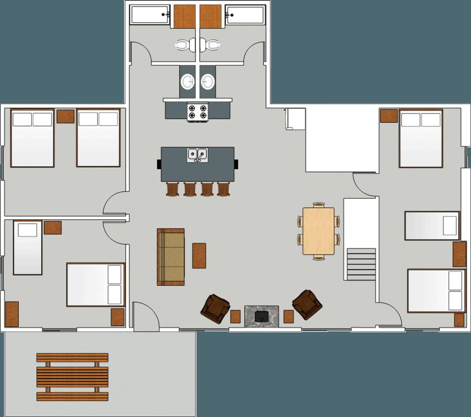 cabin13